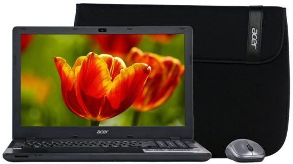Acer Aspire E-15 15.6 E5-521-24PQ - best laptops under 300 dollars