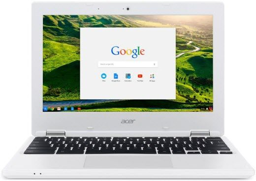 Acer CB3-111-C3SZ Chromebook - best chromebook (laptop) under $200