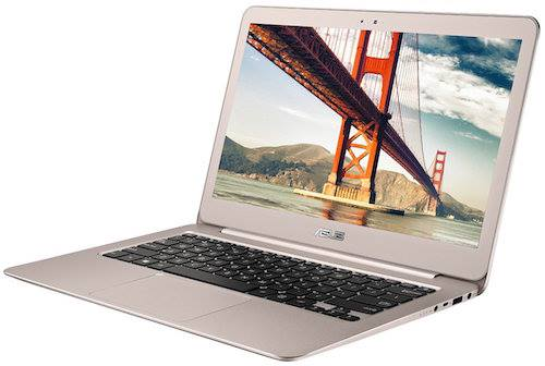 Asus Zenbook UX305UA - best laptops for writing