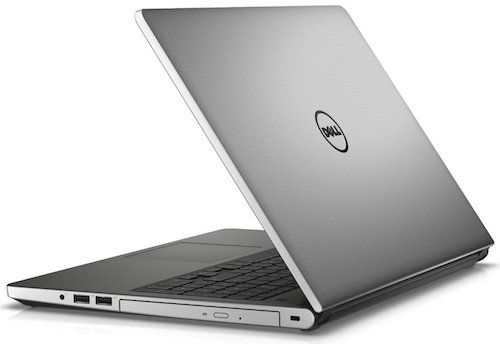 dell inspiron 5000 touchscreen laptop with i5 processor