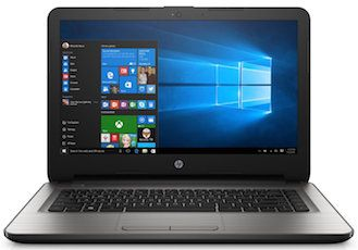 HP 14 an013nr 14 Inch Notebook under $200