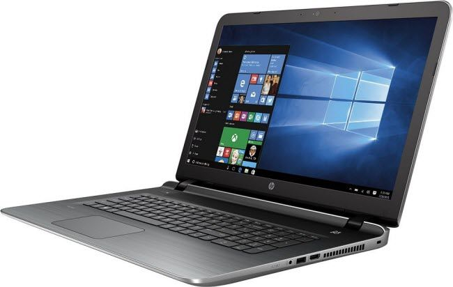 HP Pavilion 17.3-Inch Budget Intel Core i5 Processor Laptop