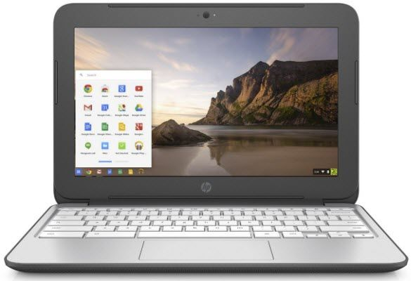 HP chromebook 11 - best laptop under 200 dollars