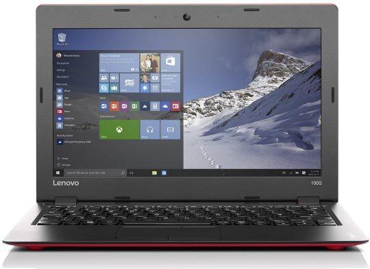 Lenovo Ideapad 100s Windows Laptop