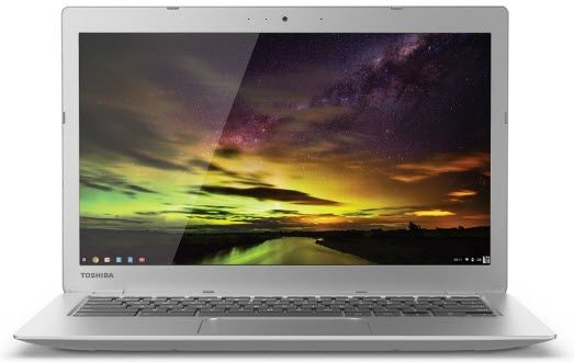 Toshiba CB35-B3340 13.3 Inch Chromebook 2