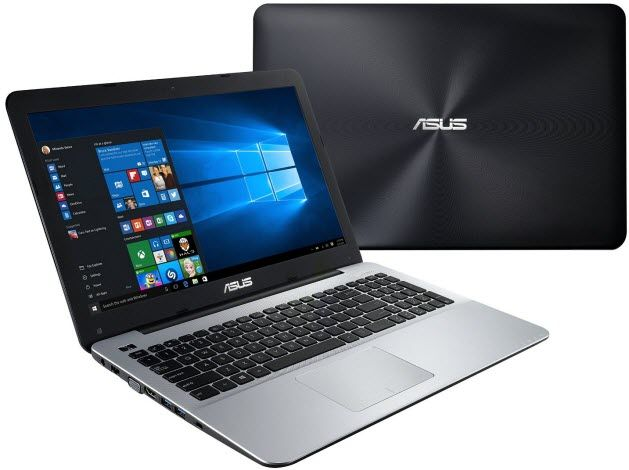 ASUS F555UA-EH71 15-Inch Dual Core Intel i7 Processor Laptop