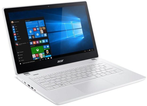 Acer Aspire V 13 V3-372T-5051 13 Inch Touchscreen Notebook