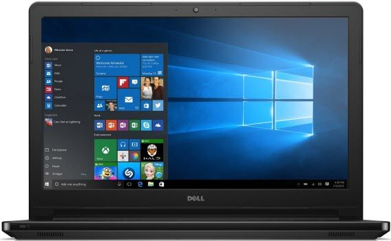 Dell Inspiron 15 High Performance Laptop