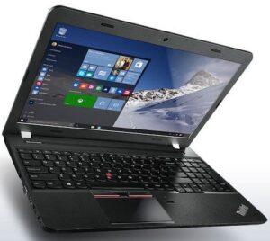 Lenovo ThinkPad E560 - affordable laptop for writers