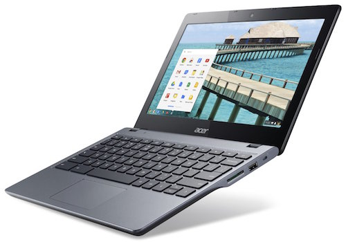 Acer CP5-471-312N Chromebook with i3 processor