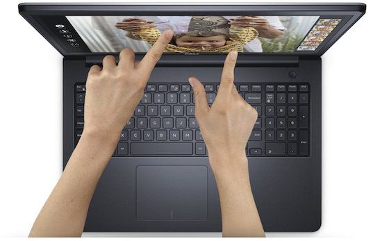 Dell-Inspiron-15-5000-Series - best touchscreen laptop under 500 dollars