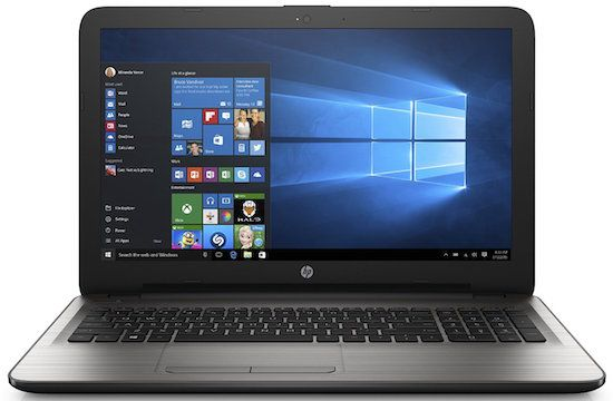 HP 15 ay011nr - best laptops under 500 dollars