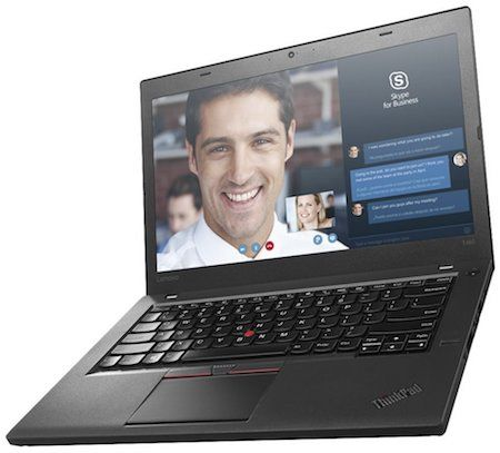 Lenovo ThinkPad T460 Business Laptop Under 1000 Dollars