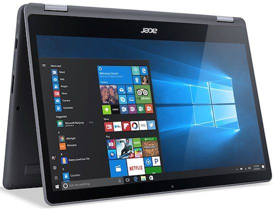 Acer Aspire R15 Convertible Laptop