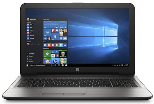 HP 15-ay011nr 15.6 Inch Full HD Laptop - best memorial day laptop deals