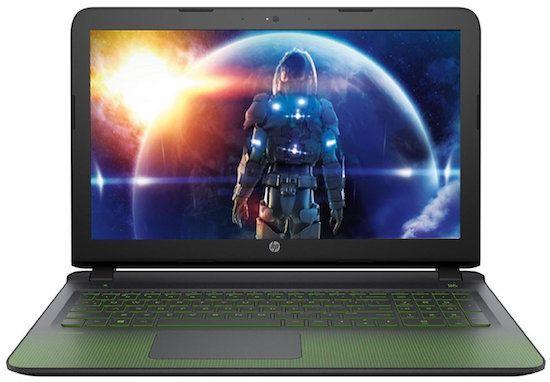 HP-Pavillion - Gaming Laptops Under 1000 Dollars