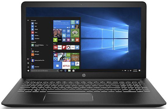HP Pavilion 15-cb071nr 15.6 Inch Laptop - best back to school gaming laptop discounts