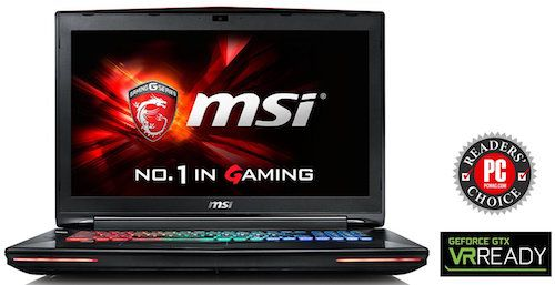 MSI-GT72S-Dominator-G-037 High Performance Gaming Notebook