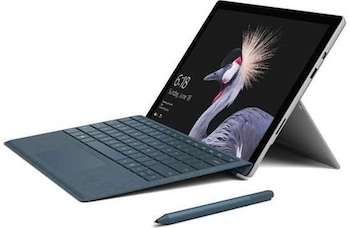 Microsoft Surface Pro - best back to school laptops deals and discounts