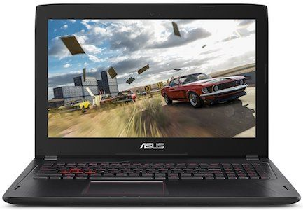 Asus ZX53VW 15.6 Inch Gaming Laptop