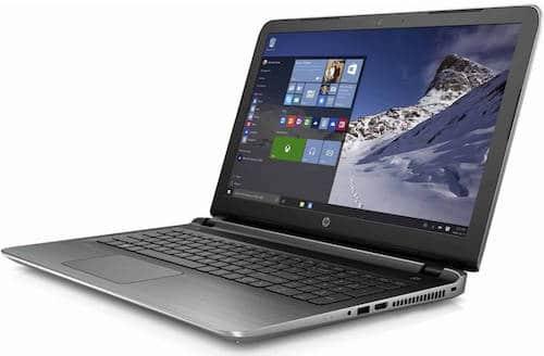 HP Pavilion 17 High Performance $500 Gaming Laptop (2016 Model)