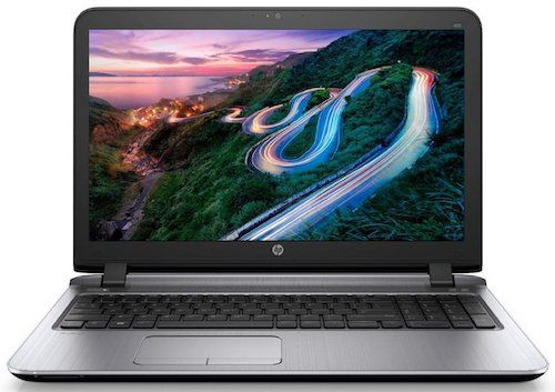 HP Probook - Best High Performance Gaming Laptops Under 500 Dollars