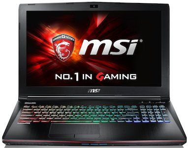 MSI GS43VR Phantom Pro 069 Gaming Laptop - best gaming laptops under $1500