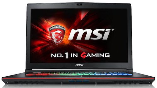 MSI GE71 Apache-Pro 001 17-Inch Gaming Notebook - Best Gaming Laptops Under 1500 Dollars