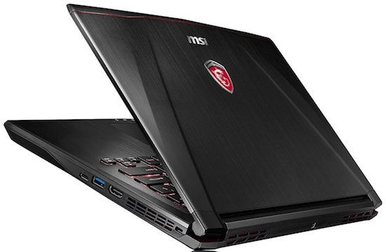 MSI GS30 SHADOW-001 - Best Gaming Laptop Under $1500