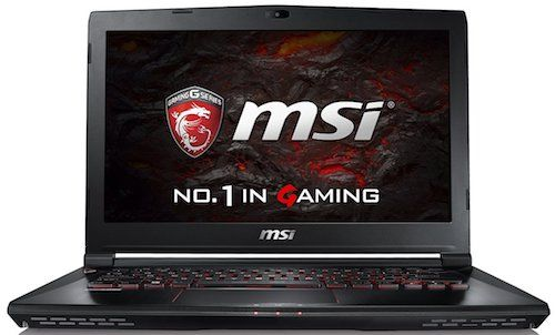 MSI GS43VR Phantom Pro-006 14 Inch Ultra portable Gaming Laptop