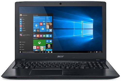 Acer Aspire E 15-E5-575G-57D4 - Most Recommended Laptop for Programming