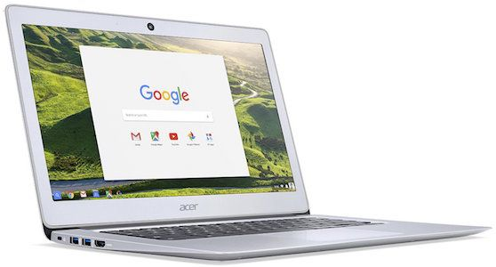 Acer Chromebook CB3-431-C5FM - best budget laptops for writers