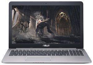 Asus K501UW-AB78 15.6 Inch Full HD Gaming Laptop