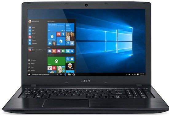 Acer Aspire E 15 - Best Laptop For Computer Science Major Students