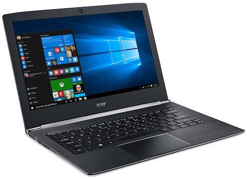 Acer Aspire S 13 - laptops for writing
