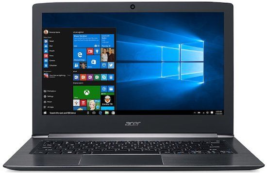 Acer Aspire S13 Best Touchscreen i5 Laptop (2017 Model)