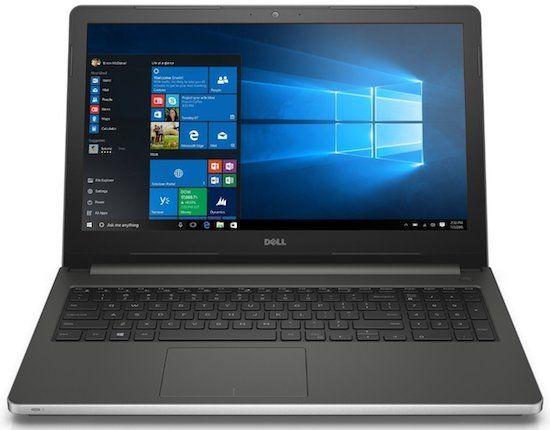 dell inspiron 5559 best laptops under 600 dollars