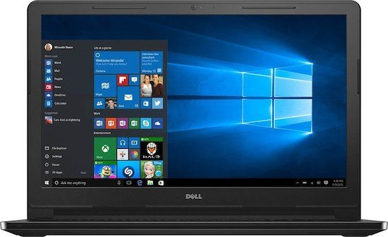 Dell Inspiron I3558-0954BLK 15 Inch Laptop