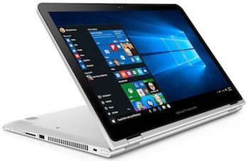 HP Envy X360 Convertible 2 in 1 Laptop