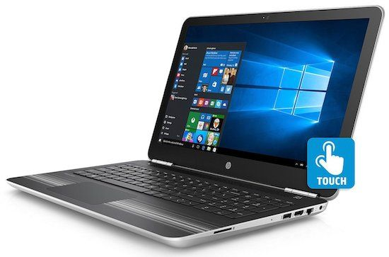 HP Pavilion 15.6 Inch Laptop