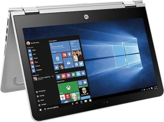 HP Pavilion X360 Best Convertible Laptop for high school students