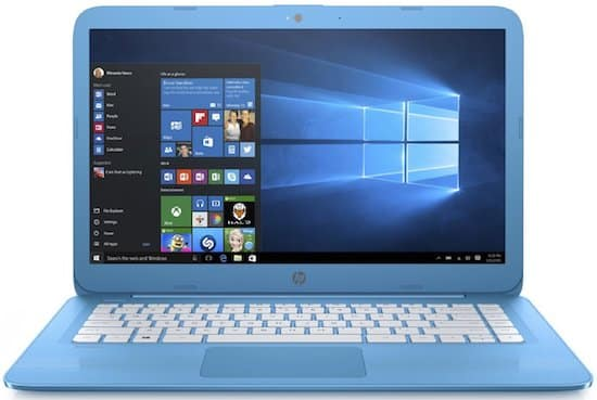 HP Stream 14-ax010nr Laptop - best 14-Inch notebook