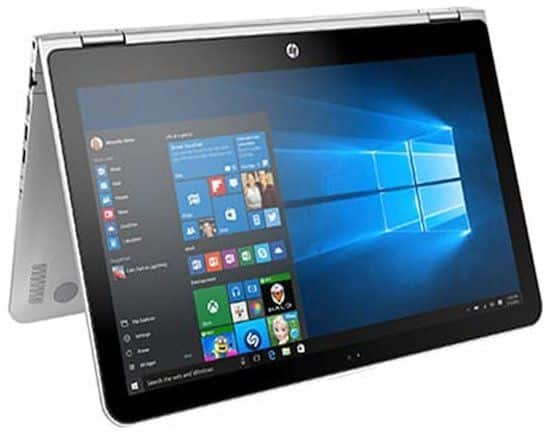 HP X360 Best Convertible 2 in 1 Laptop Under $600