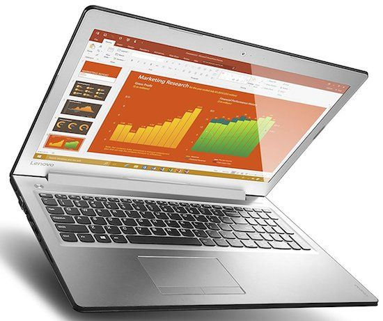 Lenovo Ideapad 510 High Performance Gaming Laptops Under 800 Dollars
