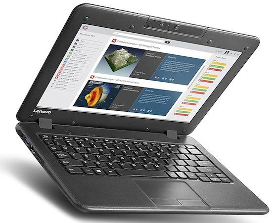 Lenovo N22 11.6 Inch Windows Notebook - Cheap Rugged Laptop Under $200