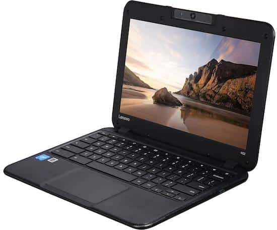 Lenovo N22 Chromebook - best budget chromebook laptop under $200
