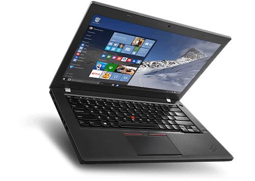 Lenovo ThinkPad T460 - best laptop for writer