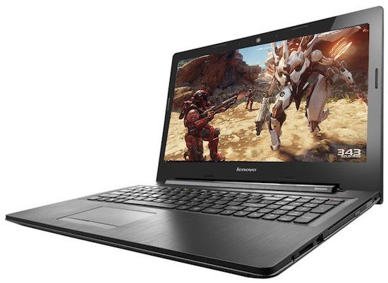 Lenovo Z50 High Performance 15.6 Inch - best laptop for college under $500
