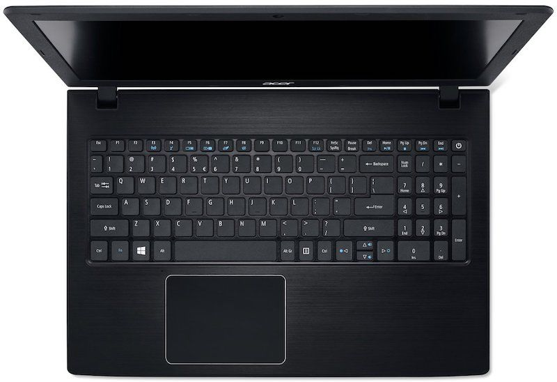 Acer Aspire E5-575G-53VG Keyboard and Touchpad