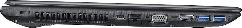 Acer Aspire E5-575G-53VG Ports